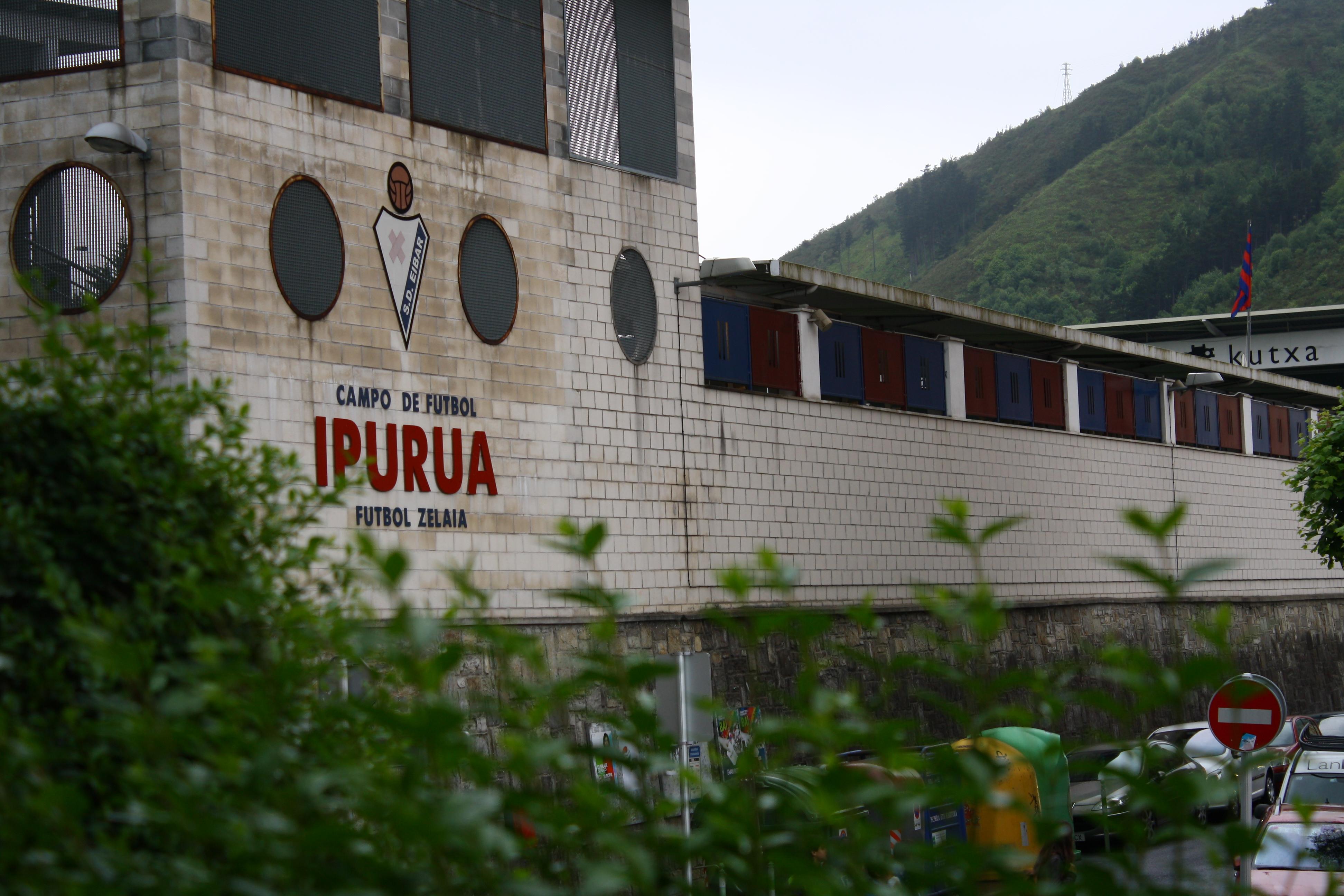 Qué ver en Eibar: Ipurua, el campo de fútbol del Eibar